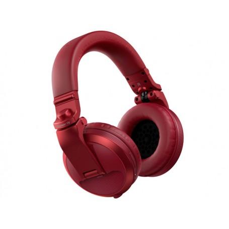 PIONEER DJ HDJ-X5 BT Red