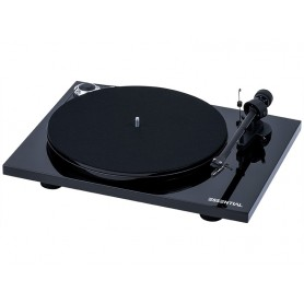 PRO-JECT Essential III Recordplayer Black