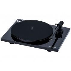 PRO-JECT Essential III Recordplayer Black